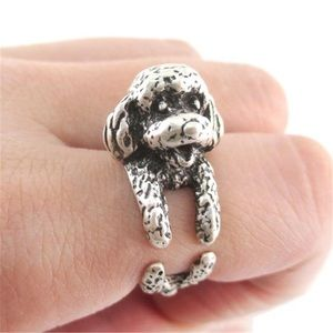 Jewelry - Toy Poodle Wrap Ring